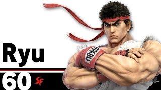 60: Ryu – Super Smash Bros. Ultimate