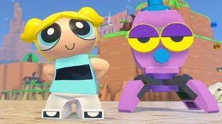 LEGO Dimensions - Bubbles (Powerpuff Girls) Free Roam Gameplay