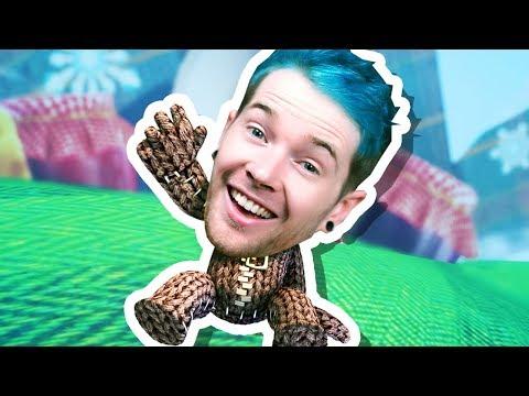 I'M A SACKBOY!   LittleBigPlanet