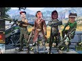 YOUTUBER SQUAD TAKING OVER THE NEW MAP IN RULES OF SURVIVAL! ft. Medalcore, dHitman, and Woo