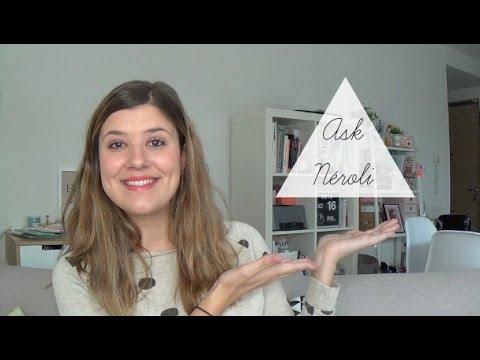 Ask Néroli → créer son blog, démarrer sur YouTube, mon organisation...