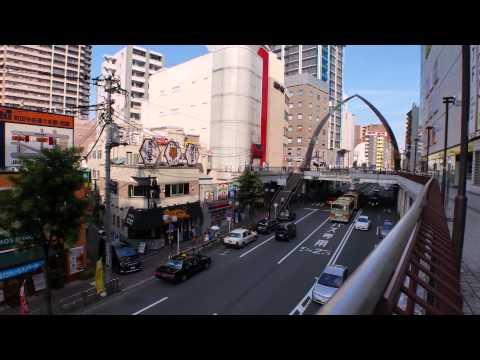 tokyo japan today's machida  4k footage   july 2015