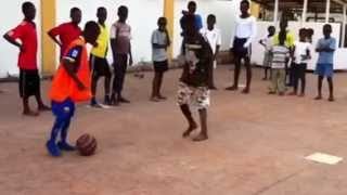 Stichting AORC-Lebo: Panna Knock Out in front of Palestra Social Centre, Kumasi