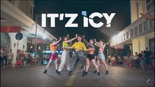 [KPOP IN PUBLIC] ITZY(있지) - ICY(아이씨) DANCE COVER by Double V crew from Vietnam