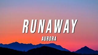 Download lagu AURORA - Runaway (Lyrics)