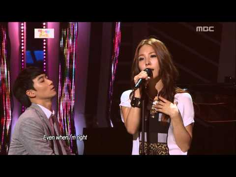 Boa&yoonhan - Love The Way You Lie, 보아&윤한 - Love The Way You Lie, Beautiful Concert 2012090 video