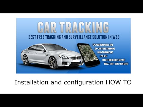 Car Tracking Installation HOW TO - Free Gps Tracking Solution