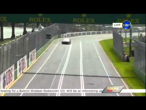 Melbourne F1 2013 speed comparison @ Australian Gp Match Highlights