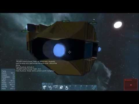 Space Engineers Tutorial 7 - How to get started and survive on a multiplayer PVP server