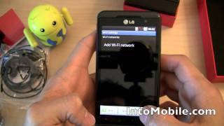Unboxing the LG Optimus 3D - Dual-core, dual-channel, dual stereoscopic cameras