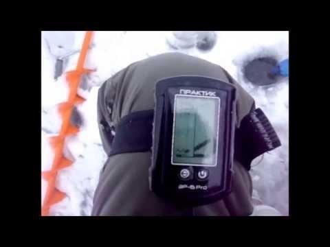 эхолот практик эр-6 ловля сома