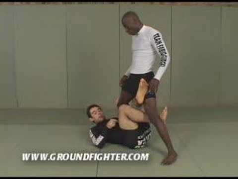 Marcelo Garcia Series One X-Guard Submission Grappling Image 1