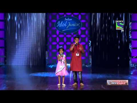 Indian Idol Junior Audition (theater round)  June 22 2013