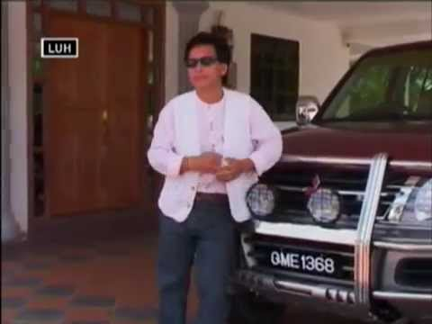 Meruan Sayau - Sylvester Andy video