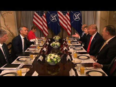 Trump: Germany 'Totally Controlled By Russia'