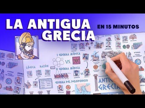 La Antigua Grecia en 15 minutos