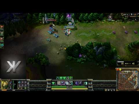 League of Legends Tutoriel Akali FR