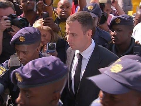 Raw: Oscar Pistorius Sentencing Trial Begins
