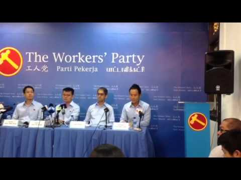 WP candidate Kenneth Foo on transport
