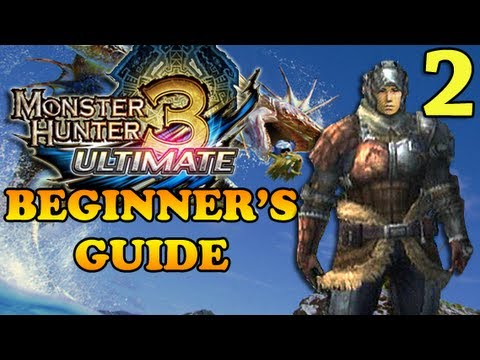 Beginner's Guide To Monster Hunter (Part Two)