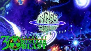 RINGS OF SATURN - Parallel Shift (Lyric video)