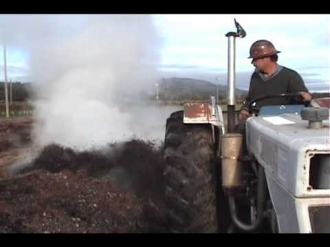 Low Cost 3 pt. Compost Turner