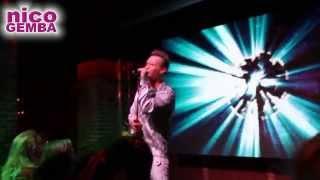 Nico Gemba – Denkst Du Wie Ich... (Live Auftritt Am 13.02.2015 Tanzlokal Nina Köln)