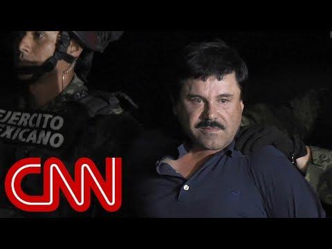 See how 'El Chapo' escaped prison through a tunnel
