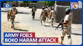 Army Foils Attempted Boko Haram Attack In Yobe