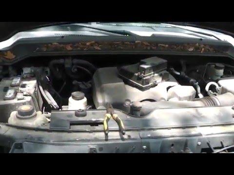 Nissan Titan or Armada No Start Easy Fix