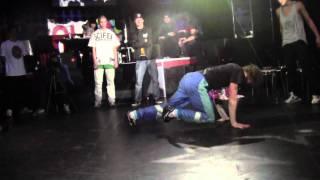 SLC (Cipa & Nigga) VS Mafia 13 (Pulya & Troll) - Jam Master Kharkov in Russia 2011 FINAL