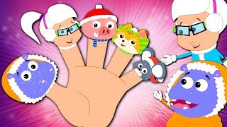Holiday Finger Family | Nursery Rhymes Songs For Babies & Children By Bud Bud Buddies
