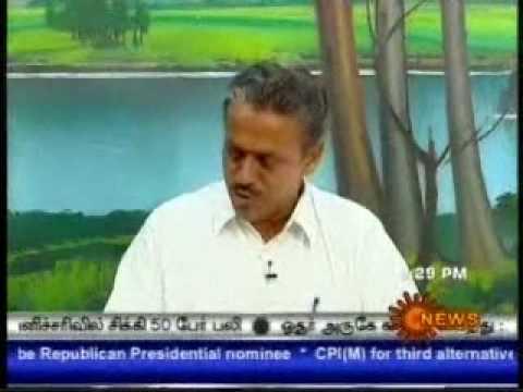 Neruku Ner-N.Sadagopan of Vijaya Bharatham magazine part 08