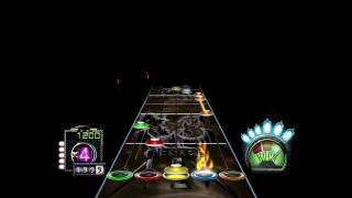Dragonforce - Cry for Eternity (Guitar Hero)