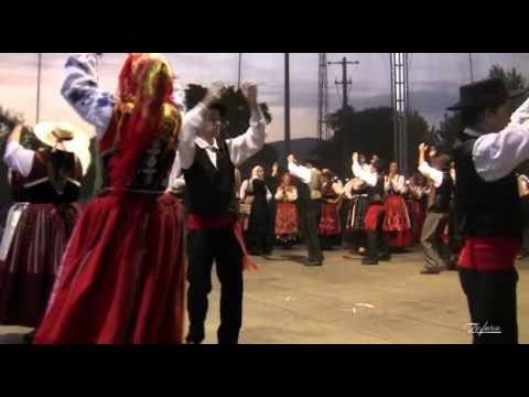 Rancho Folclorico da Correlh� - Ponte de Lima Feiras Novas 2012