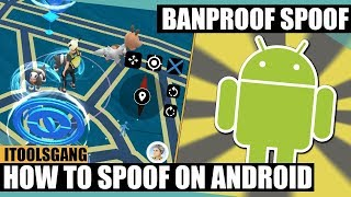 How to Spoof Pokemon Go on Android - No Root!