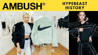 History of Ambush, Yoon Ahn, and the Nike Ambush Collaboration