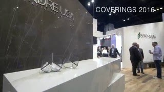 Fiandre Booth at Coverings 2016