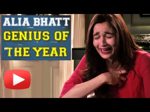 Alia Bhatt: Genius Of The Year Reacts To Her Viral Video | AIB