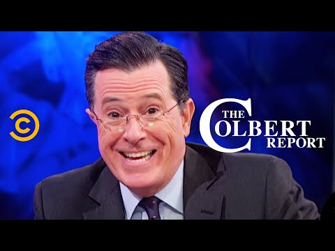 The Colbert Report: Gamergate — Anita Sarkeesian