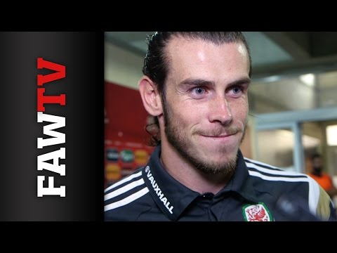 Cyprus 0-1 Wales - Gareth Bale Reaction