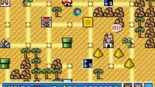 Vamos a Jugar a Super Mario Advance 4 (Super Mario Bros 3) #1: Calentamiento