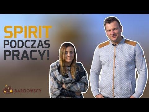 SPIRIT PODCZAS PRACY
