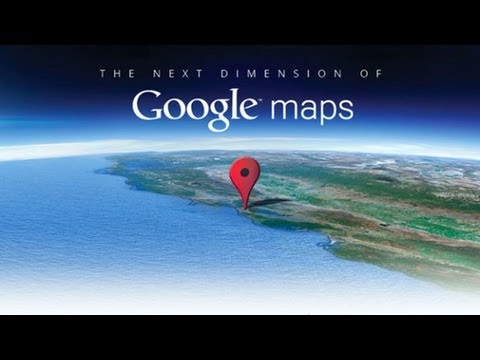 Google's Map Apps War With Apple