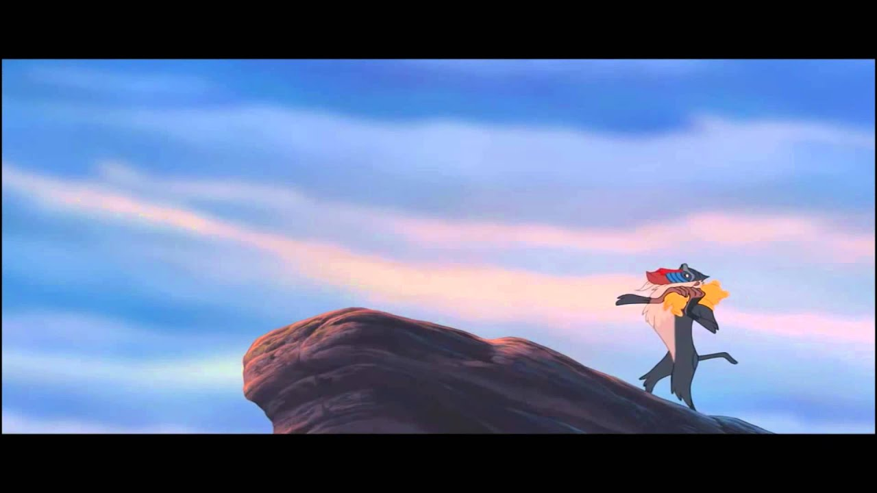 The Lion King Random Re Cut Youtube