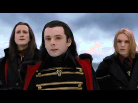 Judge, Jury and Executioner Aro & the Volturi