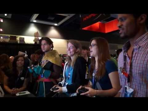Digimon All-Star Rumble at PAX Prime 2014