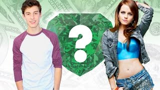 WHO'S RICHER? - Shawn Mendes or Emma Watson? - Net Worth Revealed!