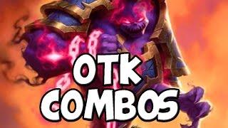 Best Spellbook Duel OTK Combos [Hearthstone]