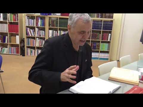 Prof. Dr. Ahmet Akgündüz - Arapça Fıkıh Usulü 129. Ders